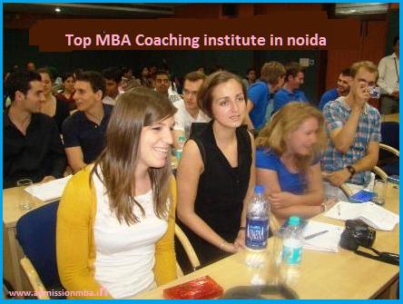 Top MBA Coaching institute in noida
