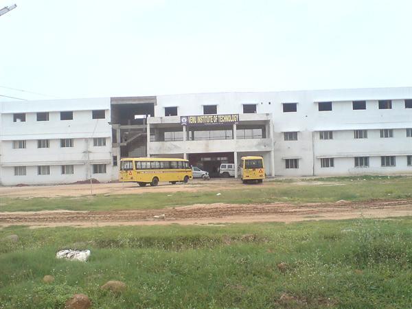 VEMU Institute of Technology in andhra pradesh