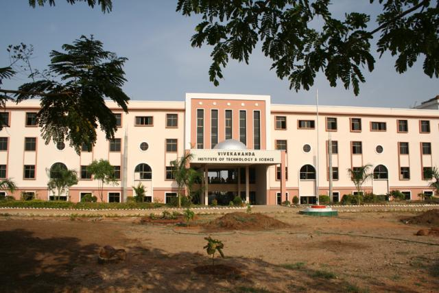 VIVEKANANDA INSTITUTE OF TECHNOLOGY AND SCIENCE in andhra pradesh