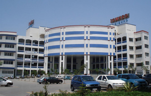 Balaji Institute of Modern Management in Maharashtra