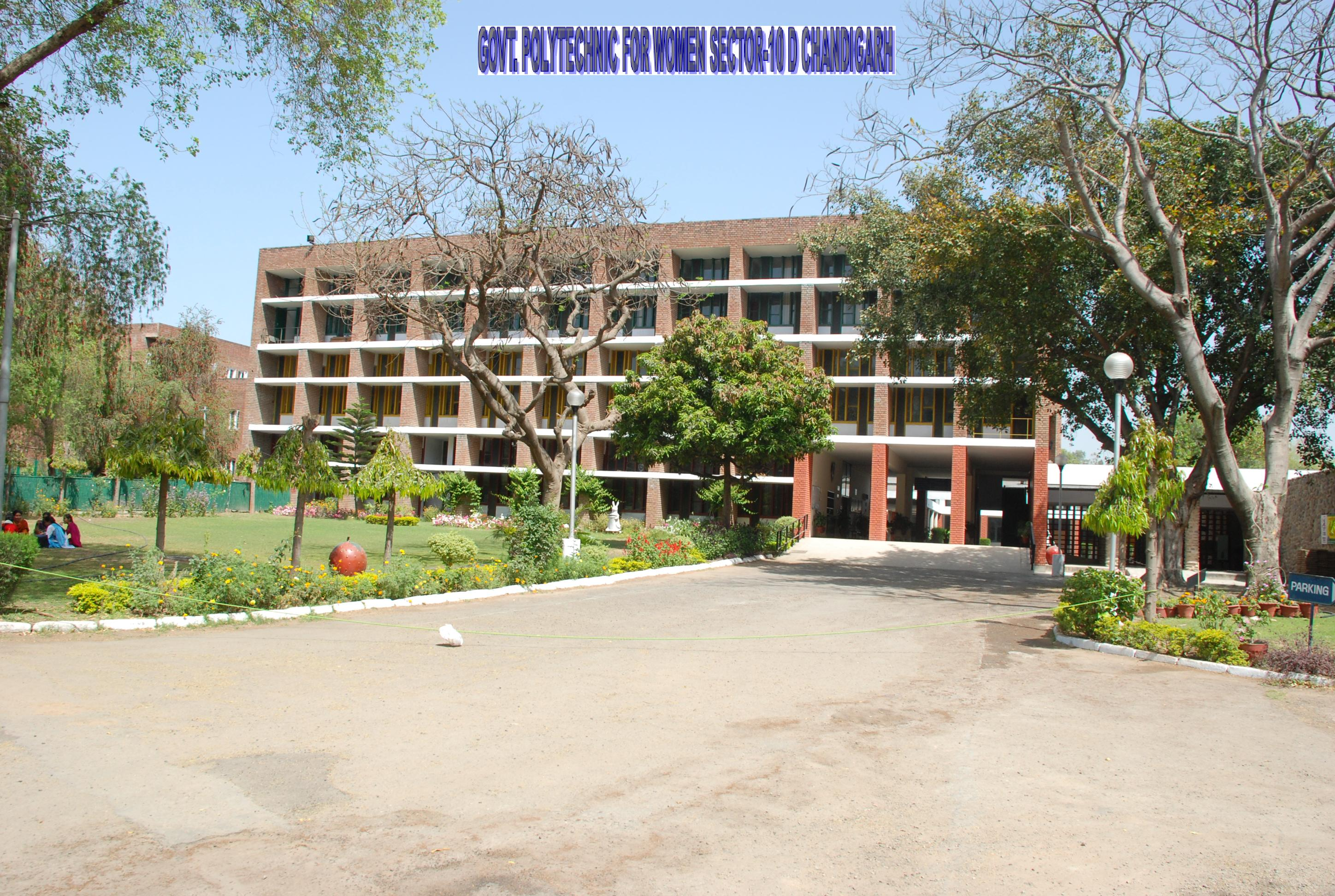 government polytechnic for women in chandigarh