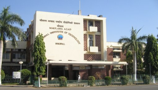 Maulana Azad National Institute of Technology, Bhopal in Madhya Pradesh