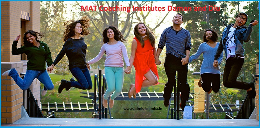 MAT Coaching Institutes Daman and Diu