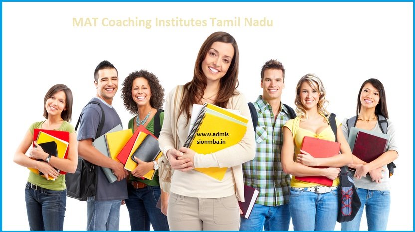 MAT Coaching Institutes Tamil Nadu