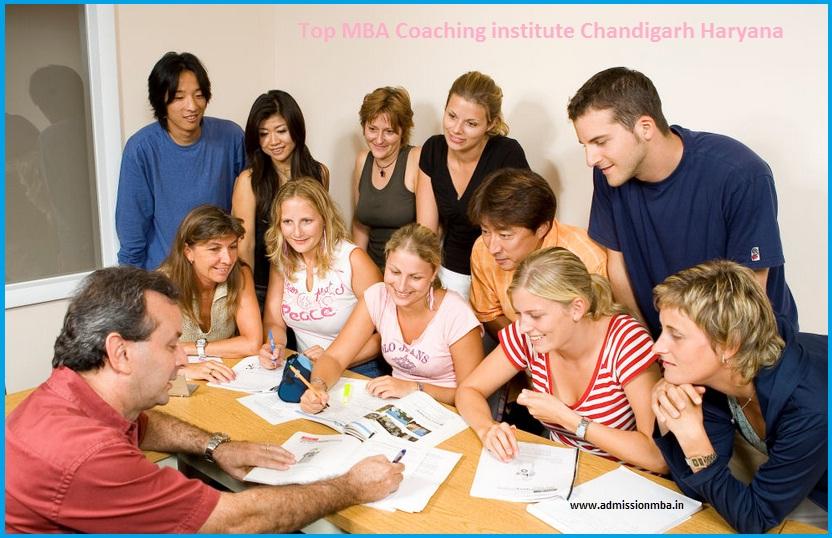 Top MBA Coaching institute Chandigarh Haryana
