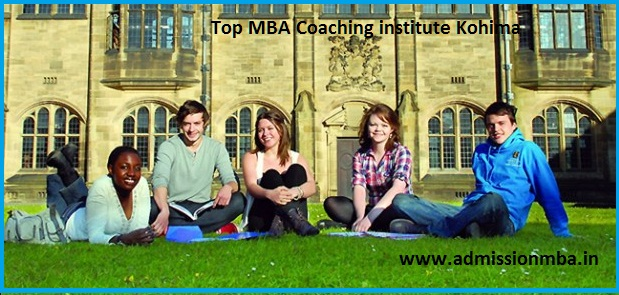 Top MBA Coaching institute Kohima