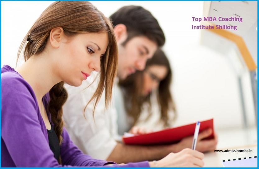 Top MBA Coaching institute Shillong