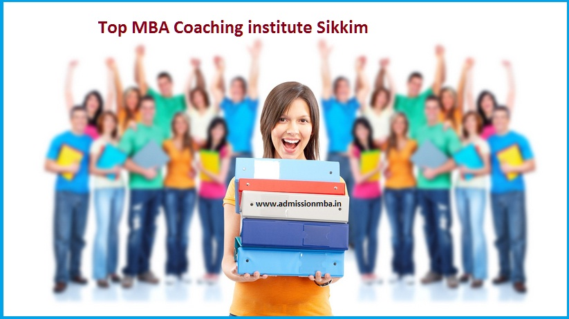 Top MBA Coaching institute Sikkim