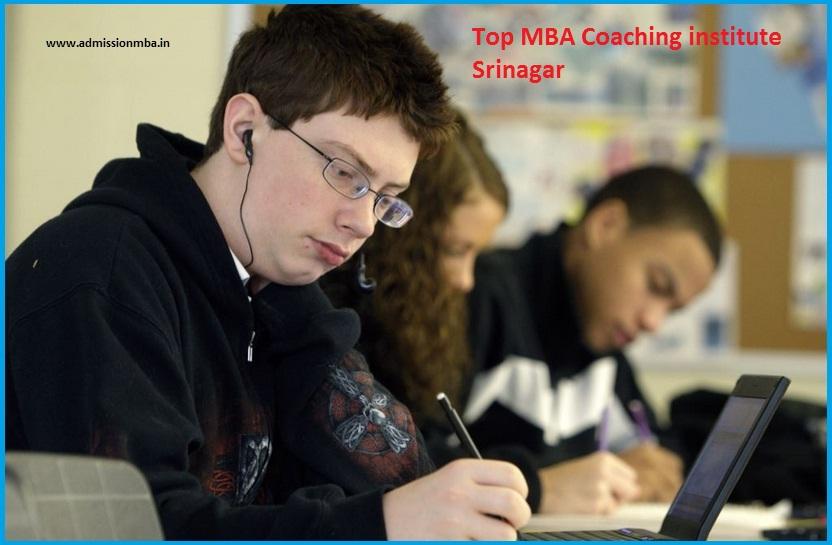 Top MBA Coaching institute Srinagar