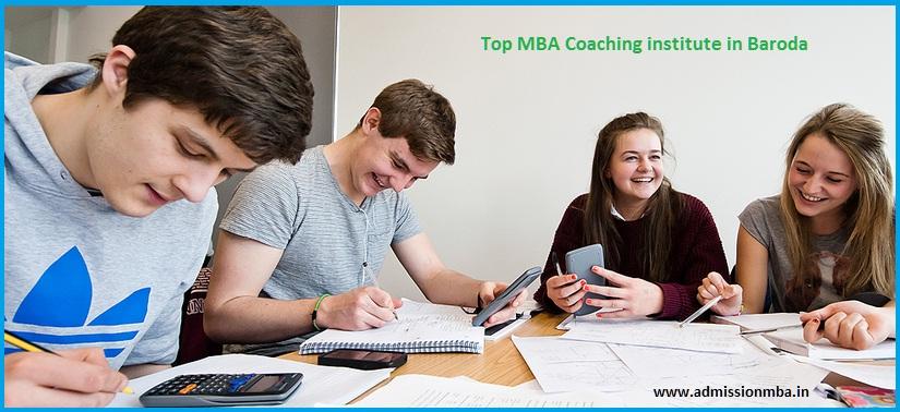 Top MBA Coaching institute in Baroda