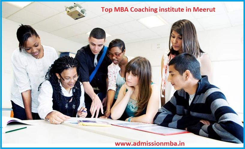 Top MBA Coaching institute in Meerut