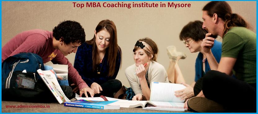 Top MBA Coaching institute in Mysore
