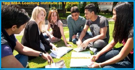 Top MBA Coaching institute in Tirupati