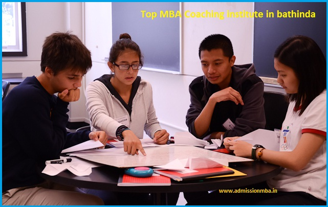 Top MBA Coaching institute in bathinda