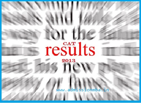 cat results 2013