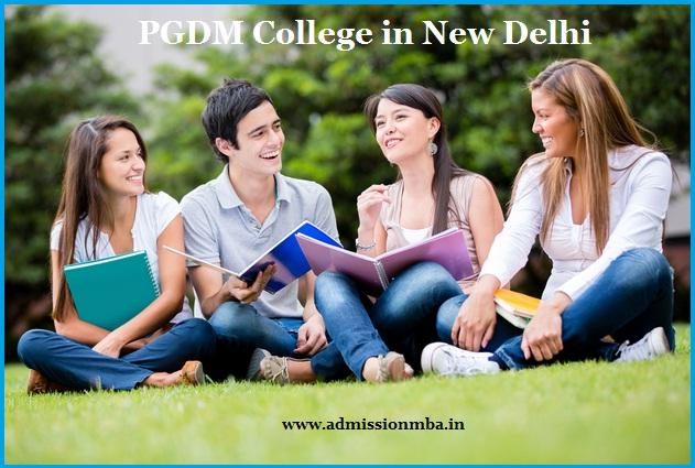 PGDM College in New Delhi