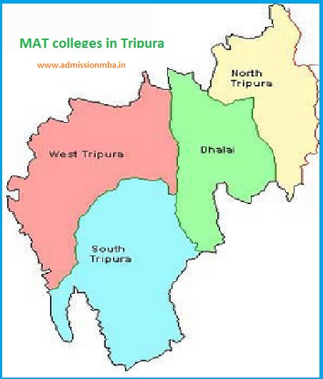 MBA Colleges Accepting MAT score in Tripura
