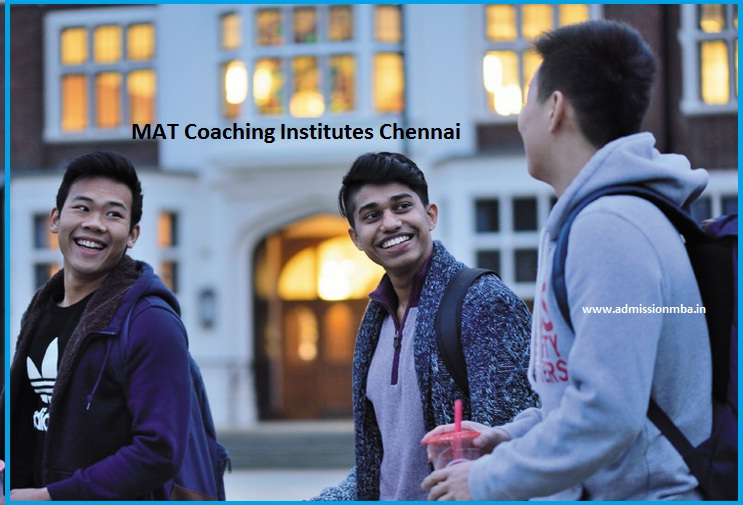 MAT Coaching Institutes Chennai