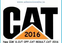 cat 2016