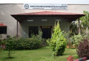 ITM Business School Bangalore Admission 2020