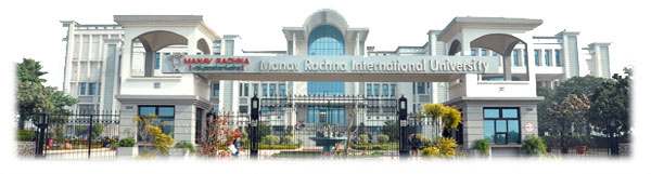 Manav Rachna International University Admission