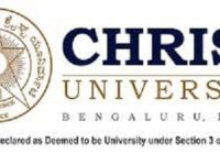 Master Business Administration Christ University Bangalore