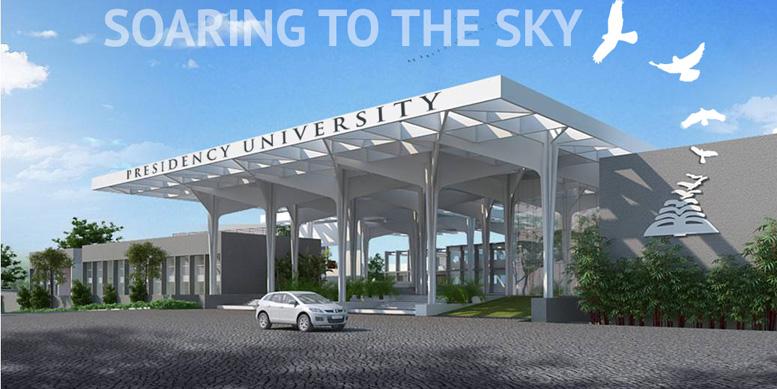 presidency university bangalore MBA