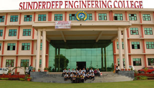 Sunder Deep Engineering College