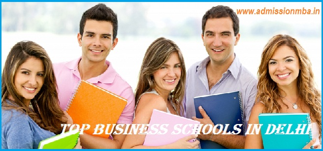 Top Business schools in Delhi
