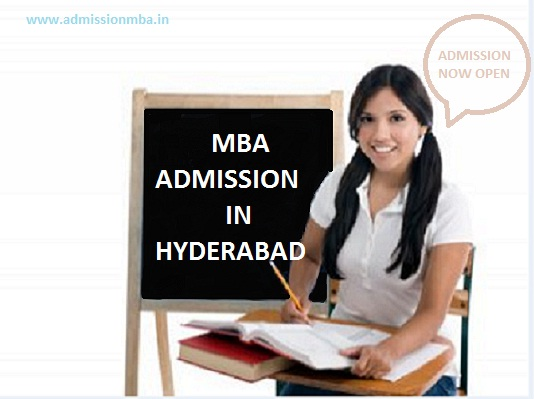 MBA Admission in Hyderabad