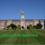 Top MBA Colleges Delhi-NCR
