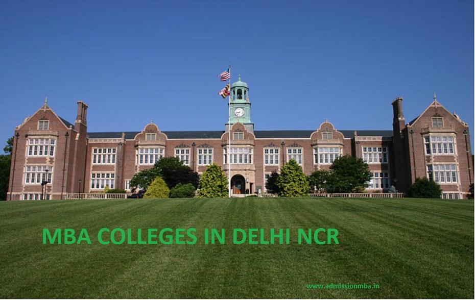 MBA Colleges Delhi-NCR