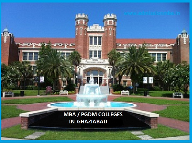 Top MBA colleges Ghaziabad