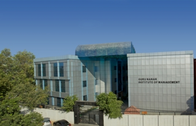 Guru Nanak Institute of Management Delhi