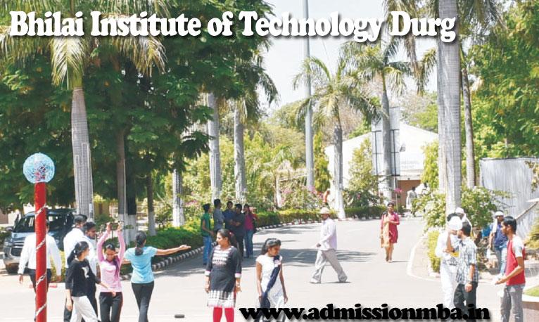 Bhilai Institute of Technology Admission