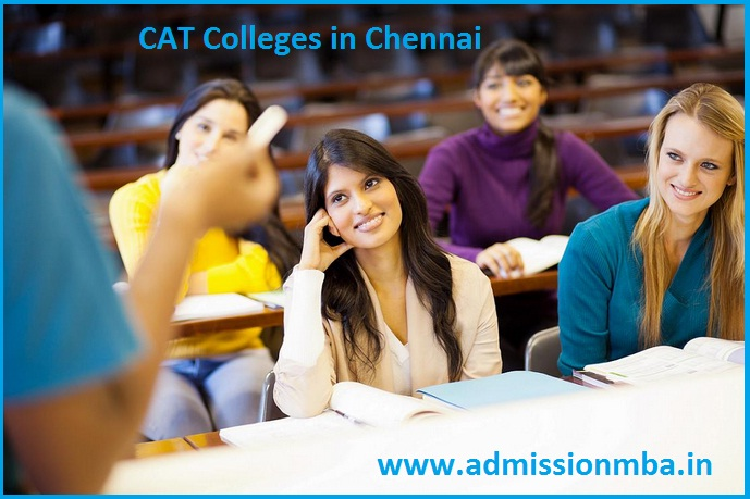 MBA Colleges Accepting CAT score in Chennai