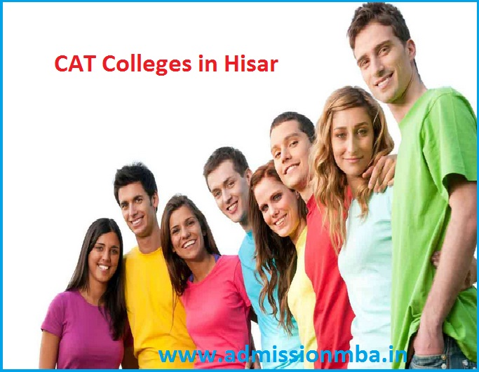 MBA Colleges Accepting CAT score in Hisar