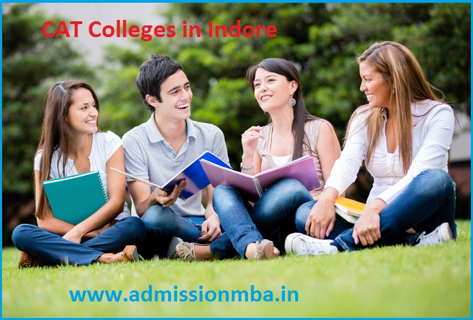 MBA Colleges Accepting CAT score in Indore
