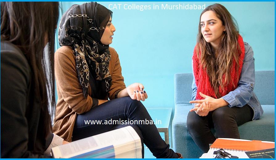 MBA Colleges Accepting CAT score in Murshidabad