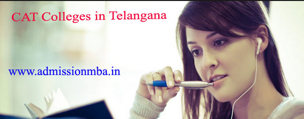 MBA Colleges Accepting CAT score in Telangana