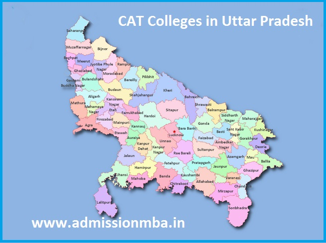 MBA Colleges Accepting CAT score in Uttar Pradesh