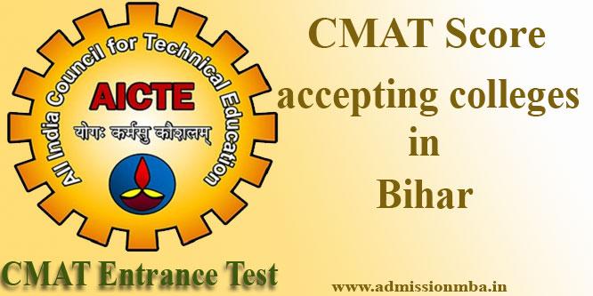 Top CMAT Colleges in Bihar