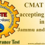 Top CMAT Colleges in Jammu and Kashmir