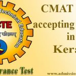 CMAT Score accepting colleges in Kerala