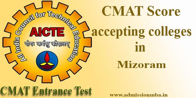 Top CMAT Colleges in Mizoram
