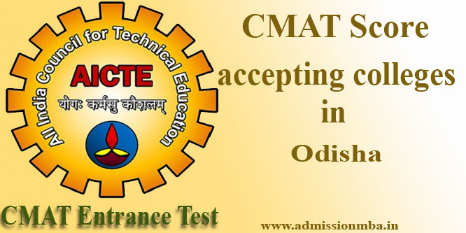 Top CMAT Colleges in Odisha