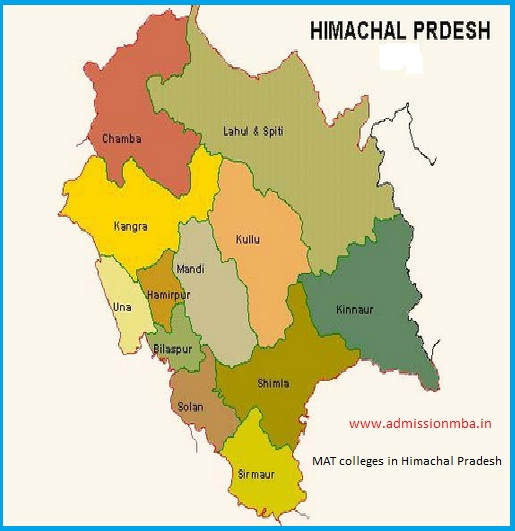 MAT colleges in Himachal Pradesh