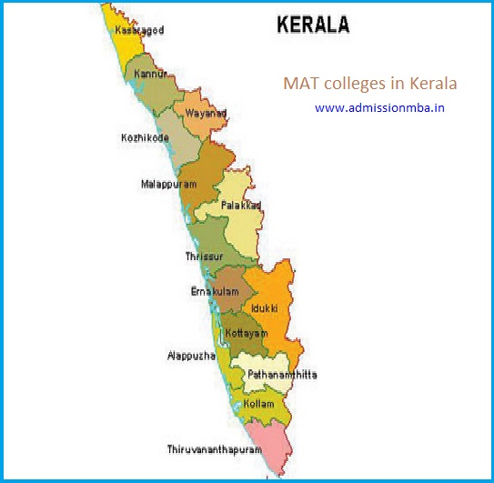 MBA Colleges Accepting MAT score in Kerala