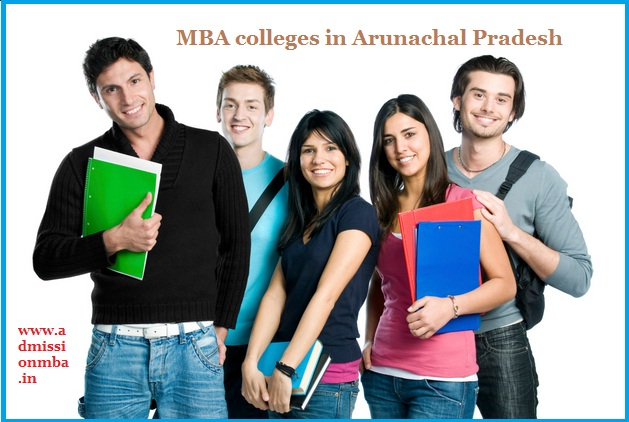 MBA colleges in Arunachal Pradesh