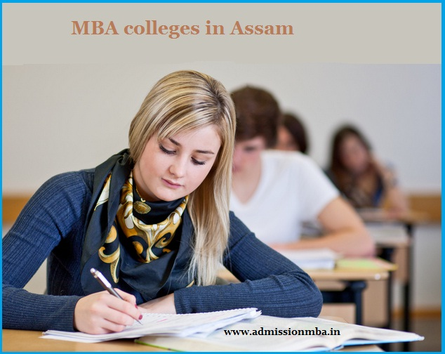 MBA colleges in Assam